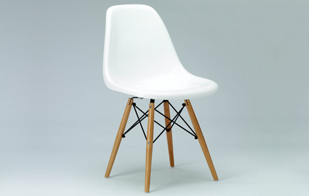 The eames dsw dining side shell wood arts et for Eames stuhl dsw reproduktion